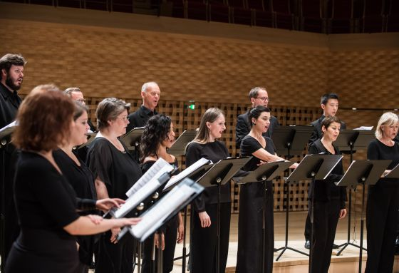 Choeur accentus Kammerchor Chor