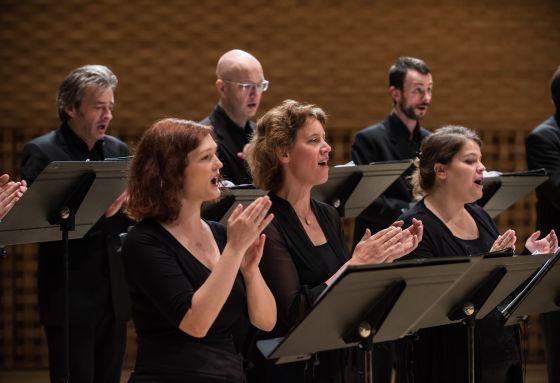 Choeur accentus chamber choir