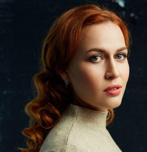 Opera Singer Elena Stikhina