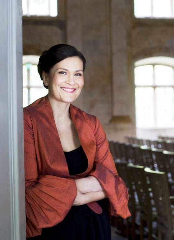 Kristina Hammarström Singer Mezzo-soprano