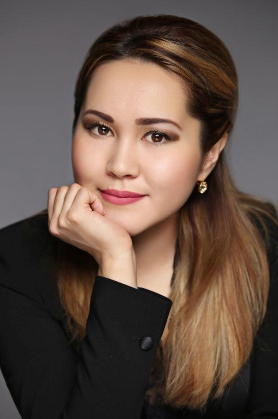 Dilyara Idrisova Sängerin Sopran