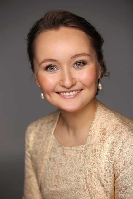 Julia Lezhneva Sängerin Sopran