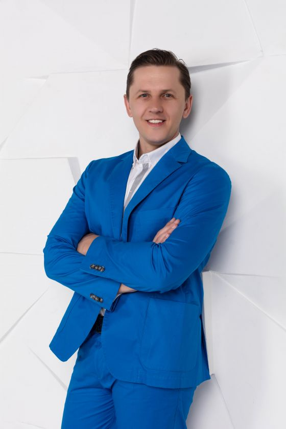 Yuriy Mynenko Singer Countertenor