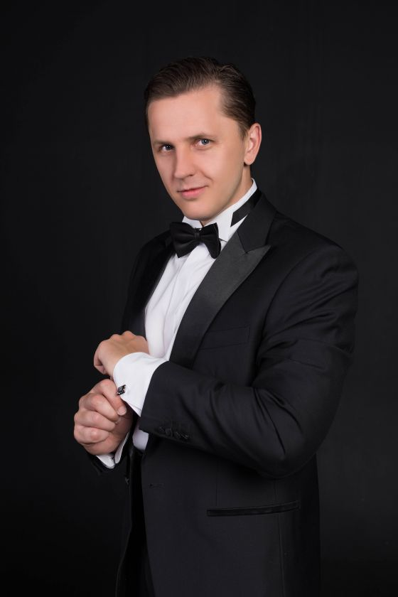 Yuriy Mynenko Sänger Countertenor