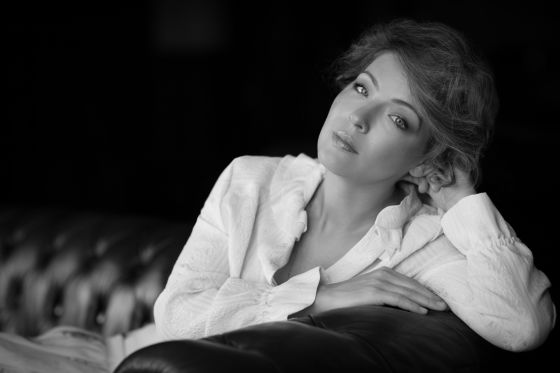 Polina Osetinskaya Klavierspielerin Klavier