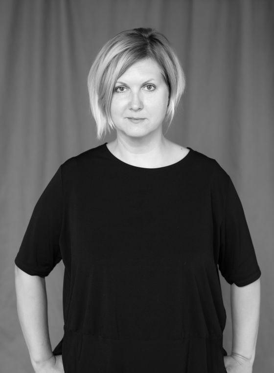 Monika Pormale Bühne