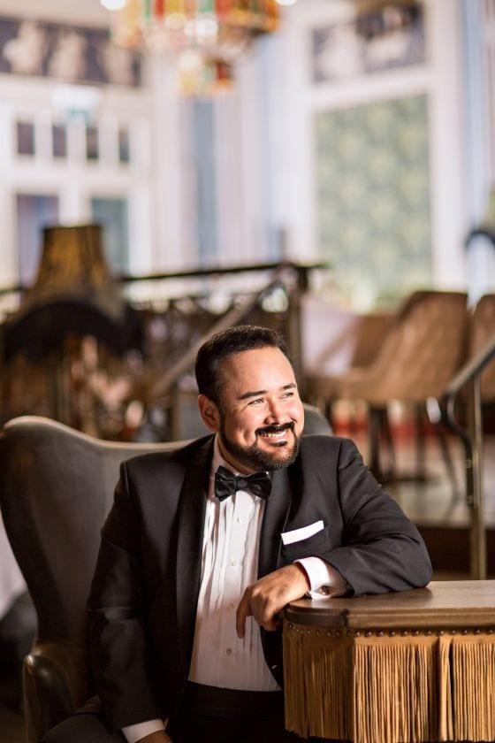 Javier Camarena Sänger Tenor
