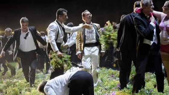 Salzburger Festspiele Oper Lear 2017