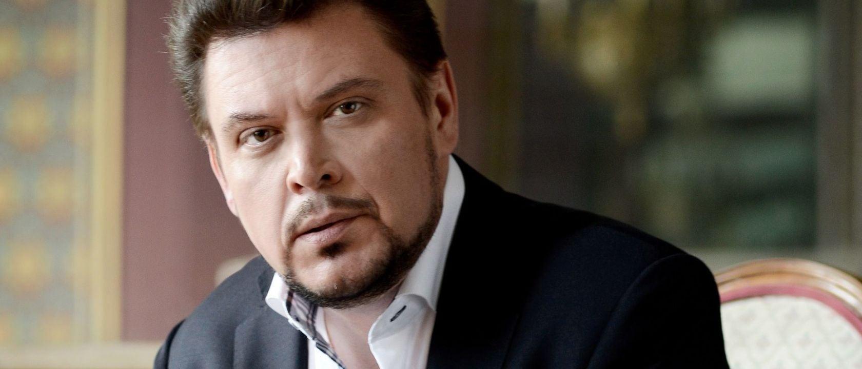 Vitalij Kowaljow Opernsänger