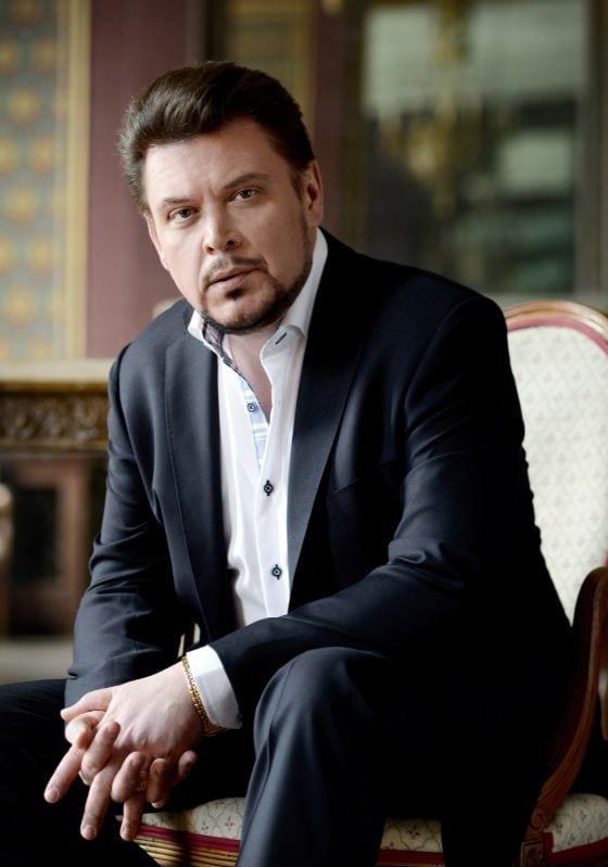 Vitalij Kowaljow opera Singer