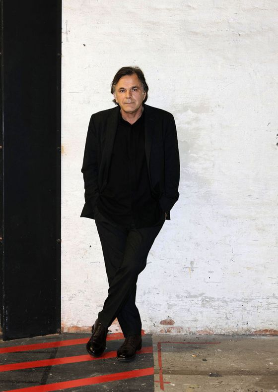 Markus Hinterhäuser Piano player artistic director salzburg festival