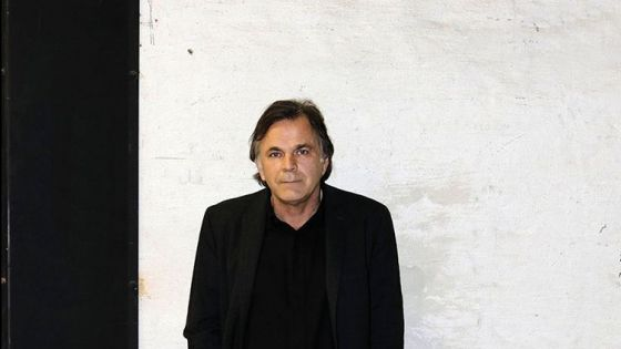 Markus Hinterhäuser Pianist Intendant Salzburger Festspiele