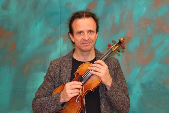 Frank Erik Stadler Violinist Violine