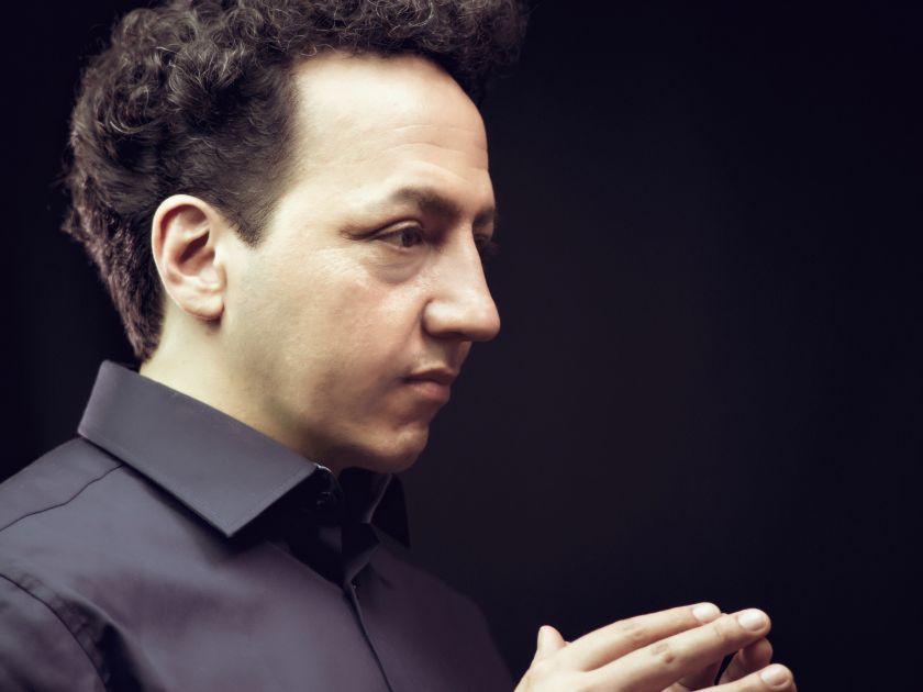 Jaime Wolfson Musikalische Leitung Jedermann Salzburger Festspiele 2019