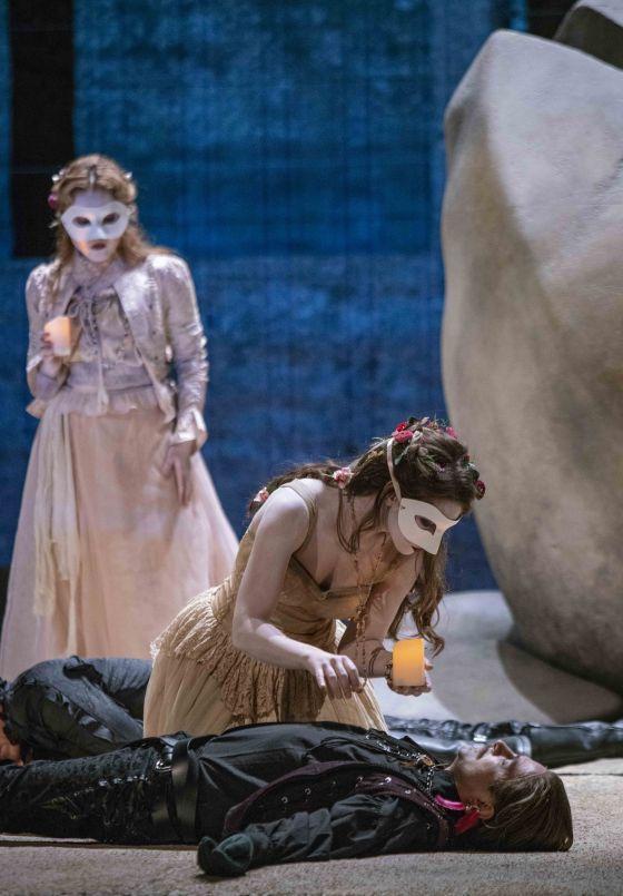 Oper Polifemo Julia Lezhneva Sonja Runje Max Emanuel Cencic Salzburger Festspiele Pfingsten