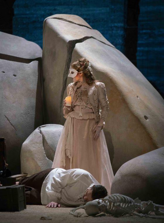 Oper Polifemo Yuriy Mynenko Julia Lezhneva Salzburger Festspiele