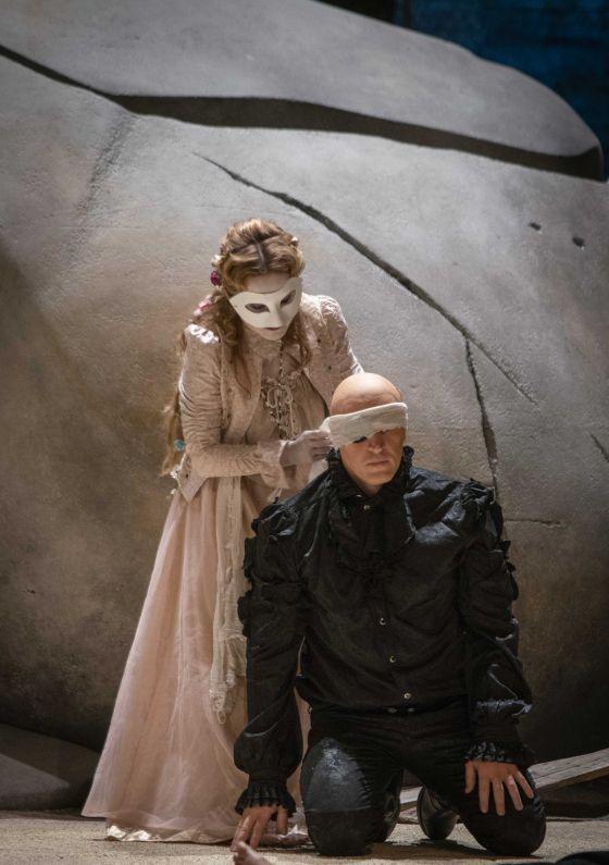 Oper Polifemo Julia Lezhneva Pavel Kudinov Salzburger Festspiele