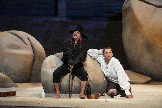 Oper Polifemo Max Emanuel Cencic Yuriy Mynenko Salzburger Festspiele Pfingsten