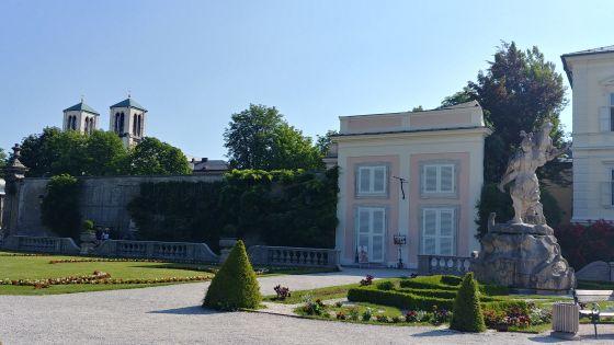 Salzburger Barockmuseum Spielstätte Salzburger Festspiele