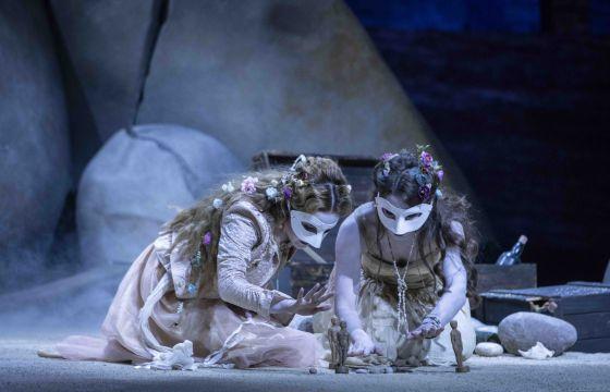 Oper Polifemo Max Emanuel Cencic Sonja Runje Salzburger Festspiele