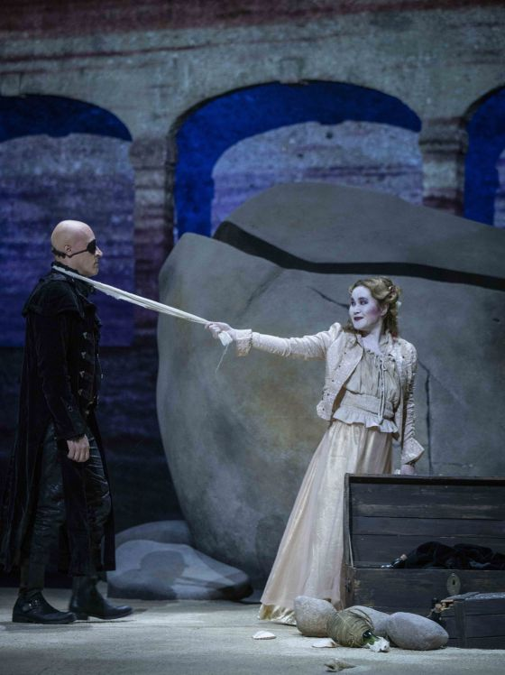 Opera Polifemo Pavel Kudinov Dilyara Idrisova Salzburg Whitsun Festival