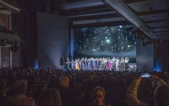Opera Alcina Ensemble Salzburg Whitsun Festival