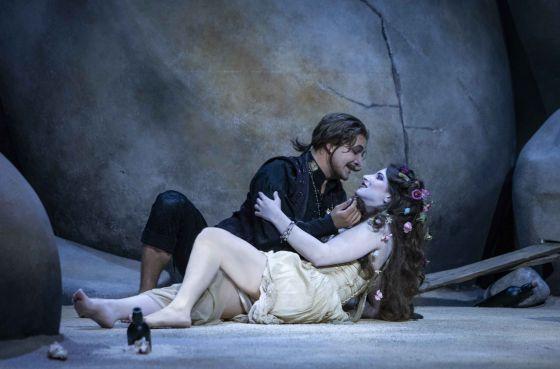 Opera Polifemo Max Emanuel Cencic Sonja Runje Salzburg Whitsun Festival