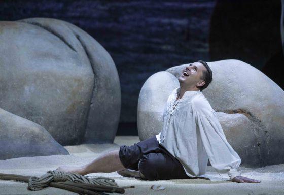 Yuriy Mynenko Oper Polifemo Salzburger Festspiele
