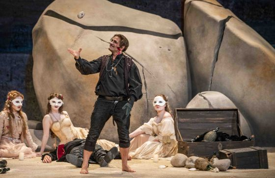 Oper Polifemo Julia Lezhneva Sonja Runje Pavel Kudinov Max Emanuel Cencic Dilyara Idrisova Salzburger Festspiele