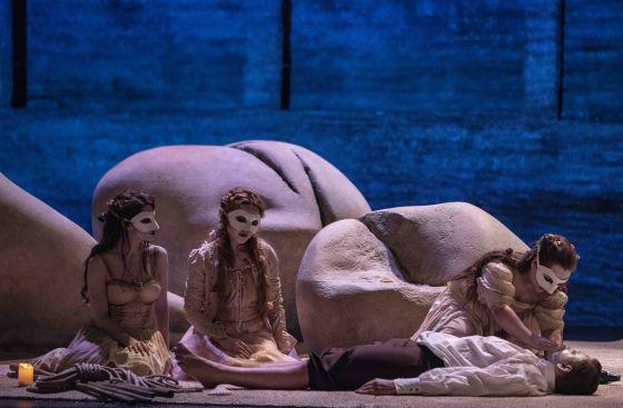 Oper Polifemo Sonja Runje Julia Lezhneva Dilyara Idrisova Yuriy Mynenko Salzburger Festspiele