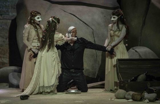 Oper Polifemo Julia Lezhneva Dilyara Idrisova Pavel Kudinov Sonja Runje Salzburg Festspiele