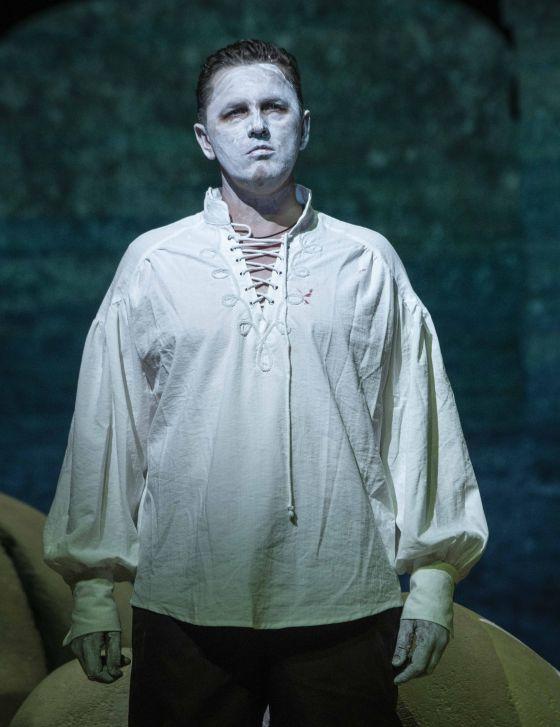 Oper Polifemo Yuriy Mynenko Salzburger Festspiele Pfingsten