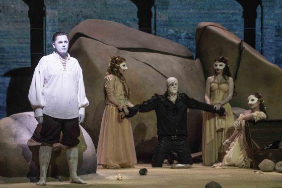 Oper Polifemo Yuriy Mynenko Julia Lezhneva Pavel Kudinov Sonja Runje Dilyara Idrisova Salzburger Festspiele