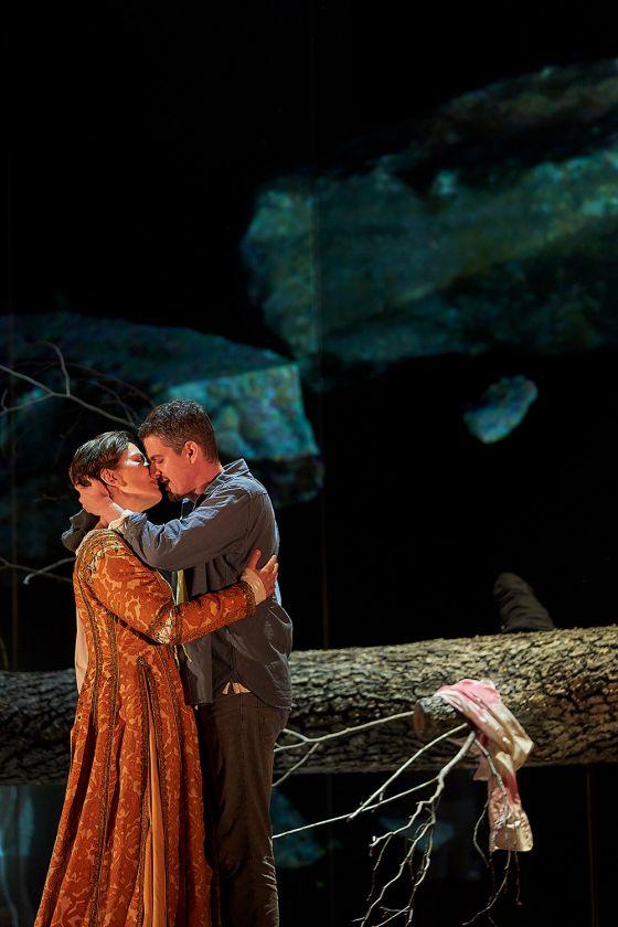 Kristina Hammarström Philippe Jaroussky Alcina Opera Salzburg Festival 2019