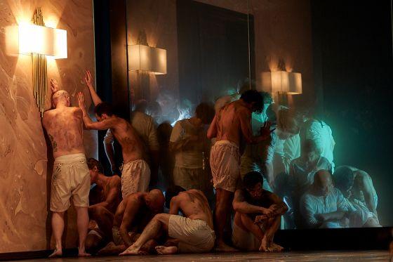 Dancers Alcina Opera Salzburg Festival 2019