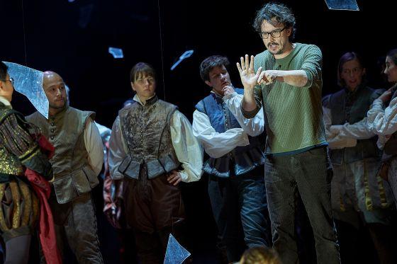 Damiano Michieletto Alcina Salzburger Festspiele 2019