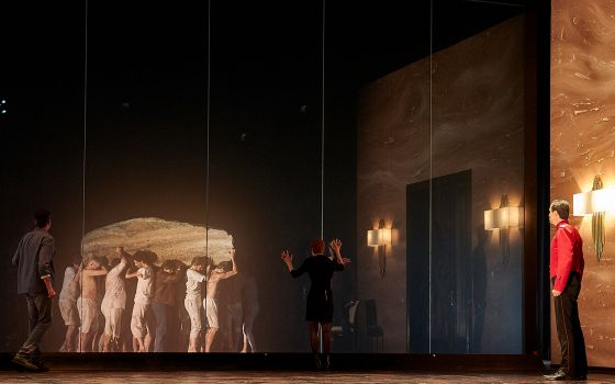 Philippe Jaroussky Sandrine Piau Christoph Strehl Alcina Opera Salzburg Festival 2019