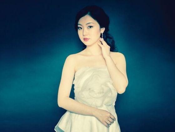 Ying Fang Sängerin Sopran