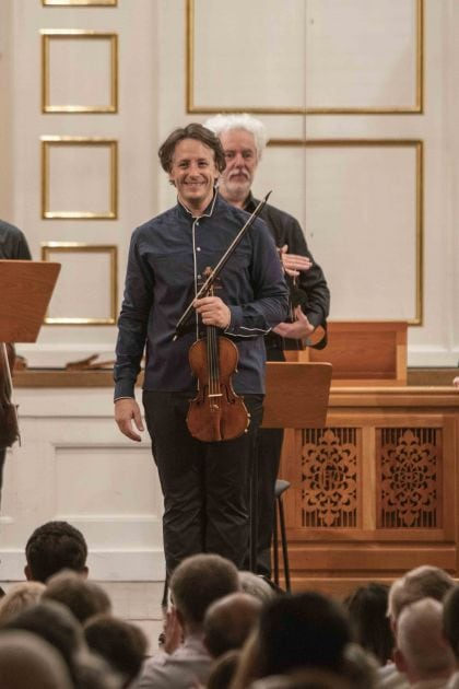 Sacred Concert Stabat Mater Cappella Gabetta Andrés Gabetta Salzburg Whitsun Festival