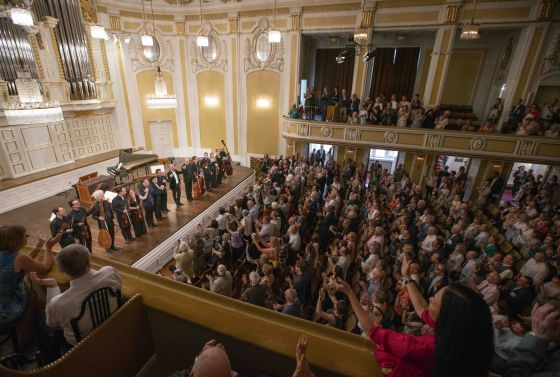 Sacred Concert Stabat Mater Salzburg Whitsun Festival