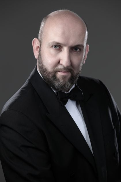 André Heyboer Opera singer Baritone