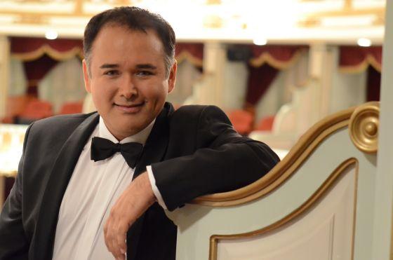 Javier Camarena Tenor Opera Singer