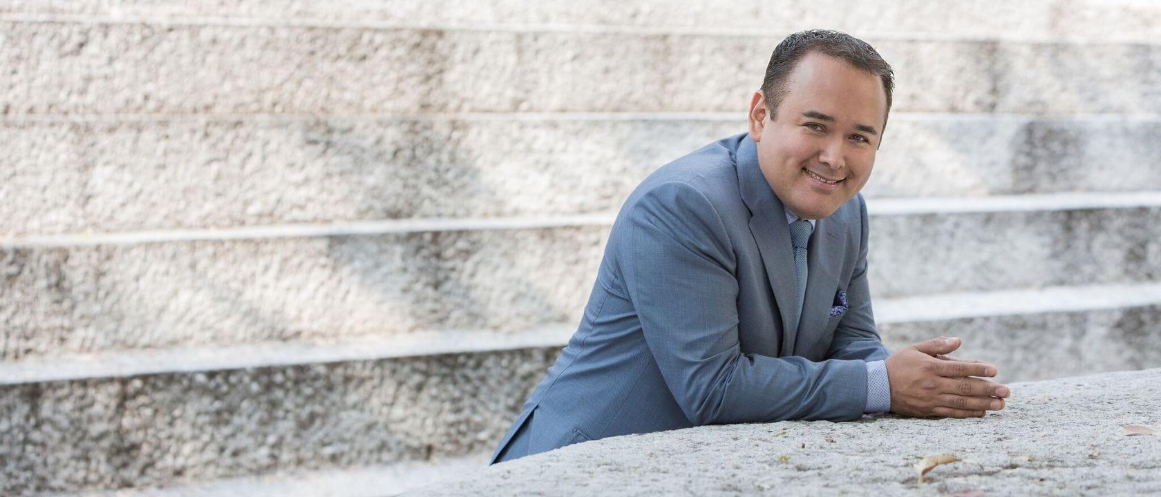 Javier Camarena Tenor Opernsänger
