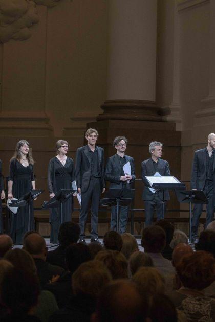 Church Concert Stabat Mater The Tallis Scholars Peter Phillips Salzburg Festival