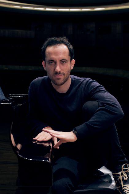 Igor Levit Pianist Klavierspieler