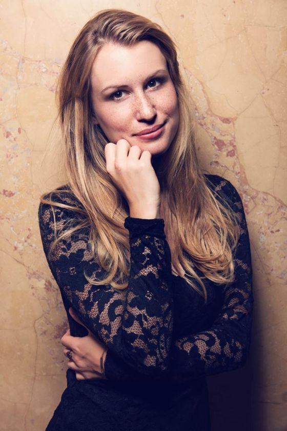 Soprano Anna-Maria Palii