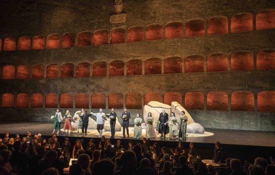 Opera Polifemo Salzburg Whitsun Festival