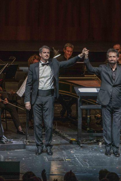 Gala Konzert Philippe Jaroussky Gianluca Capuano Salzburger Festspiele