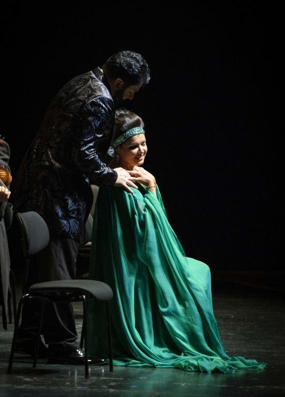Yusif Eyvazov Anna Netrebko Adriana Lecouvreur Salzburger Festspiele 2019
