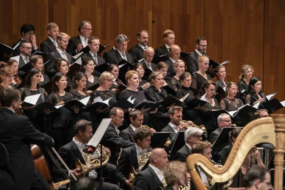 Adriana Lecouvreur Salzburger Festspiele 2019 Philharmonika Chor Wien